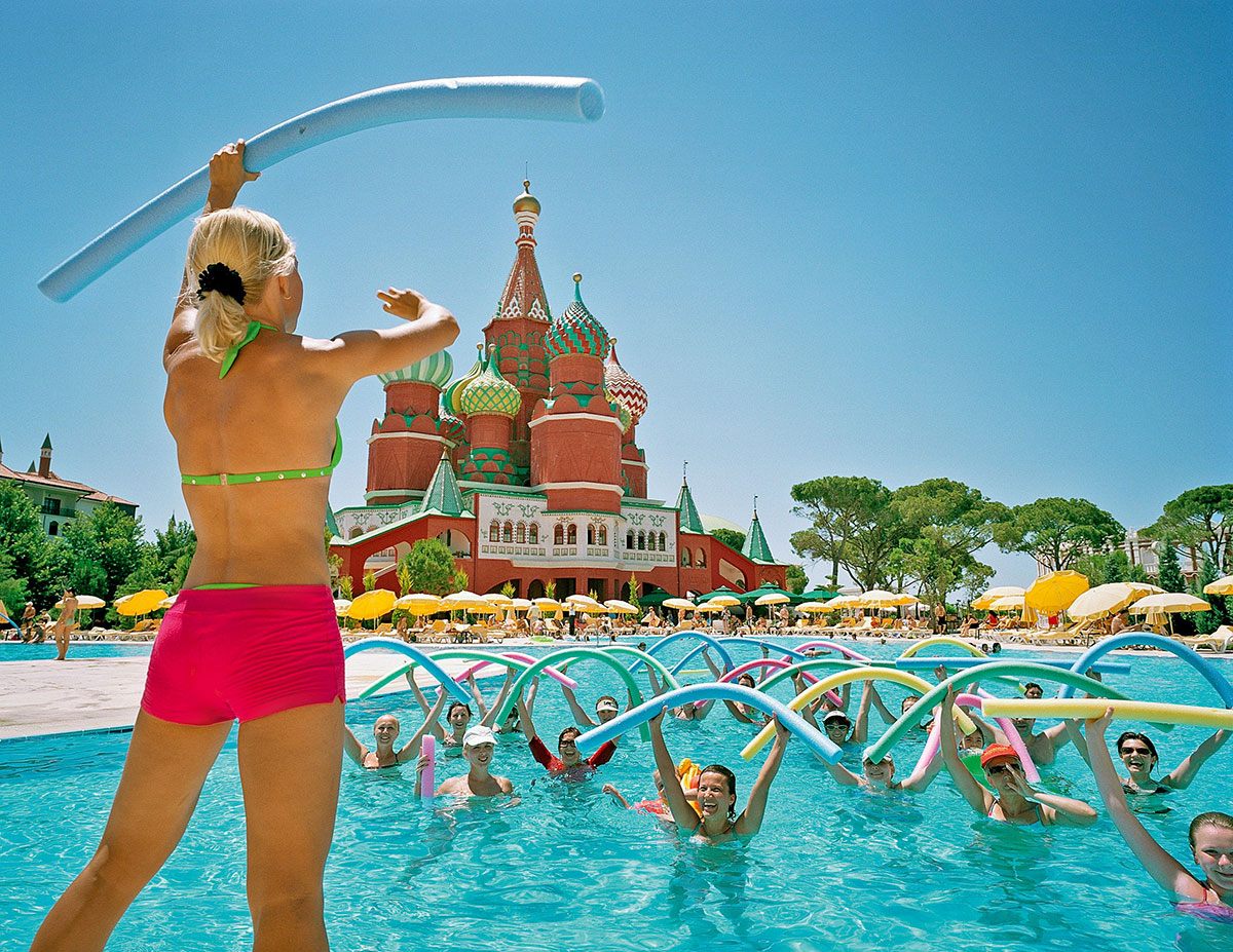 Русские девушки на пляже турции 11 фотография