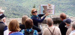 Работа экскурсоводом в Турции