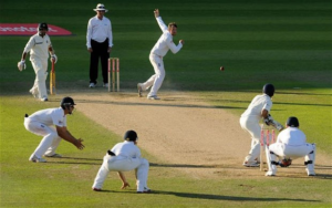 Крикет - один из главных видов спорта в Новой Зеландии