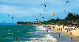 Вьетнамский курорт Муйне идеален для любителей кайт- и виндсерфинга