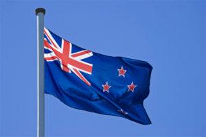 Государственный флаг Новой Зеландии