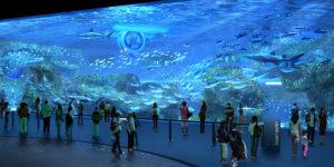 Гонконгский океанариум