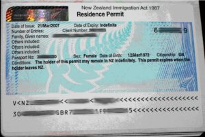 Новозеландская виза резидента (Resident Visa)