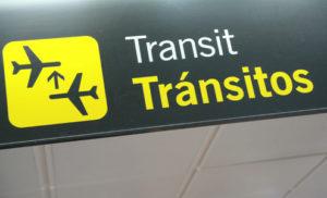 Транзит через Шенгенскую зону