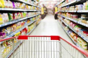 Традиционно американцы делают продуктовые и другие покупки в больших супермаркетах и молах