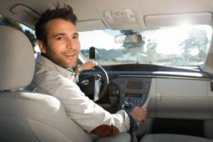 Работа водителем, таксистом в Лос-Анджелесе