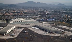 Международный аэропорт Мехико