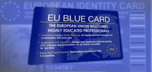 Для представителей востребованных специальностей создана специальная программа - Blue Card