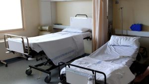 Палата в одной из австралийских больниц
