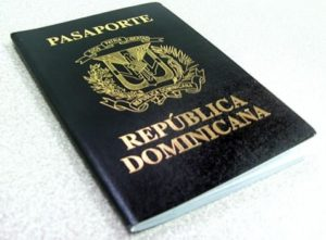 Паспорт гражданина Доминиканы
