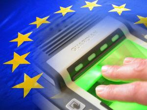 Греция наряду с другими странами шенгена требует сдать отпечатки пальцев