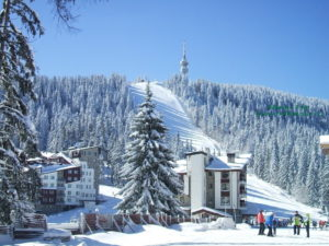 Болгарский горнолыжный курорт Пампорово