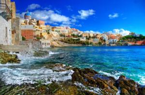 Остров Родос - одна из греческих территорий, куда можно попасть без визы