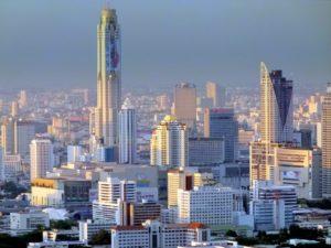 Бангкок, Крунгтеп - столица Таиланда.