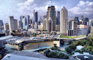 Манила - столица Филиппин.