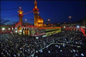 Золотая мечеть (Багдад) - величественный город.