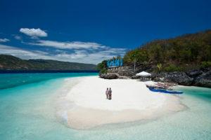 Пляж Сумилон - Филиппины.