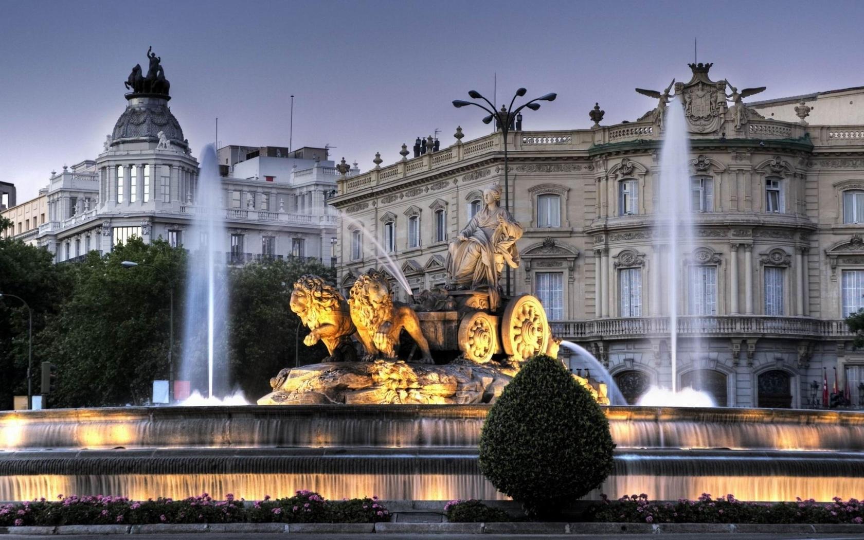 Мадрид, Испания.