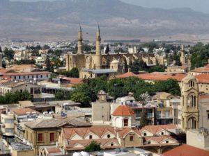Никосия - столица Кипра.