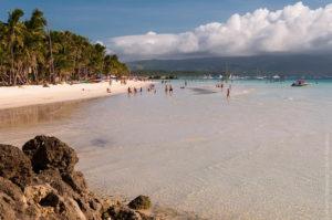 Пляж Боракай (Филиппины).