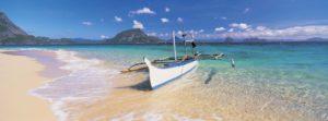 Пляж Палаван (Филиппины).