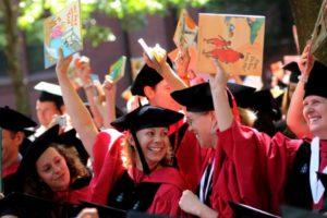 Гарвардский университет - студенты самого известного в мире ВУЗа США.