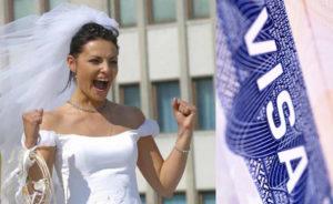 Многие выбираю именно брак для получения ПМЖ в США.