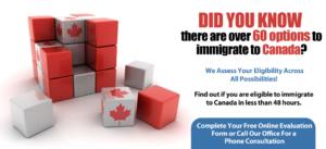 Количество возможностей иммиграции поражает - существует более 60 программ и вариантов