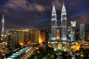 Куала-Лумпур, столица Малайзии