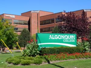 Алгонкинский колледж прикладных дисциплин и технологий в Оттаве