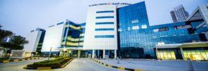 Больница Al Zahra в Дубае