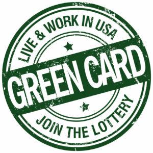 Лотерея грин карт - получение гражданства США