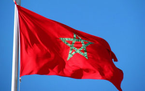 Государственный флаг Марокко