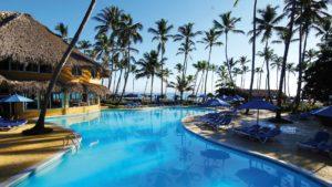 Один из отелей в Доминикане