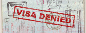 Почему могут отказать в шенгенской визе?