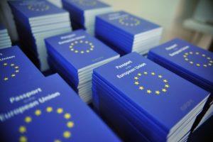 Паспорт ЕС открывает широкие возможности