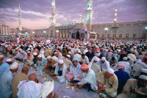 Месяц Рамадан в ОАЭ