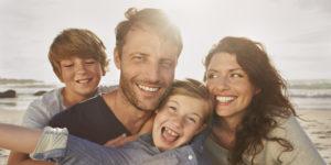 Семейные фотографии значительно повышают шансы получения визы по приглашению родственников