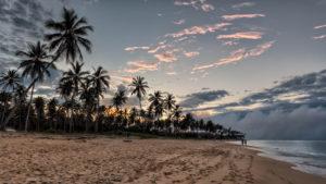 Сезон дождей в Доминикане не мешает пляжному отдыху - непогода только до обеда