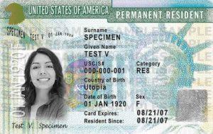 Грин карта - важный шаг на пути к гражданству США