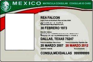 Удостоверение личности в Мексике.