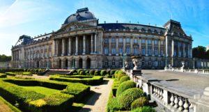 Королевский дворец, Брюссель.