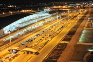 Международный аэропорт Имам Хомейни в Тегеране