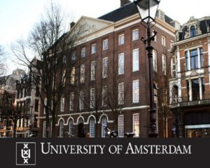 Здание Амстердамского Университета