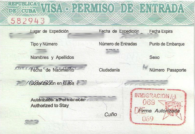 Бизнес-виза на Кубу