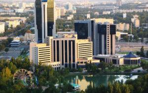 Ташкент - столица Узбекистана.