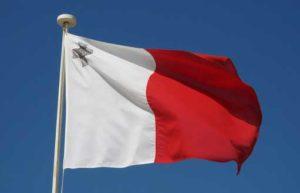 Государственный флаг Мальты