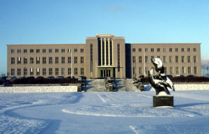 Здание Исландского Университета