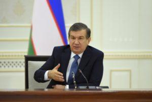 Шавкат Миромонович Мирзиёев — 14 декабря 2016 года встал на пост президента Республики Узбекистан.