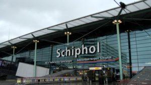 Международный аэропорт «Схипхол» Амстердам.